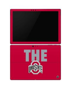 OSU The Ohio State Buckeyes Surface Pro 6 Skin