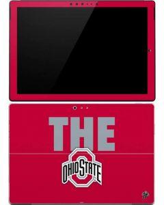 OSU The Ohio State Buckeyes Surface Pro (2017) Skin