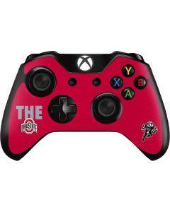OSU The Ohio State Buckeyes Xbox One Controller Skin