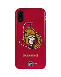 Ottawa Senators Distressed iPhone XR Pro Case