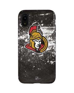 Ottawa Senators Frozen iPhone XR Pro Case