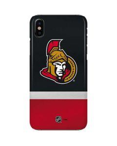 Ottawa Senators Jersey iPhone X Lite Case