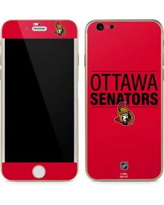 Ottawa Senators Lineup iPhone 6/6s Skin
