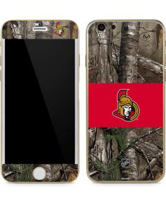 Ottawa Senators Realtree Xtra Camo iPhone 6/6s Skin