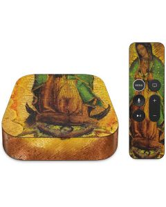 Our Lady of Guadalupe Mosaic Apple TV Skin