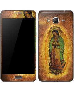 Our Lady of Guadalupe Mosaic Galaxy Grand Prime Skin
