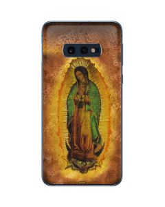 Our Lady of Guadalupe Mosaic Galaxy S10e Skin