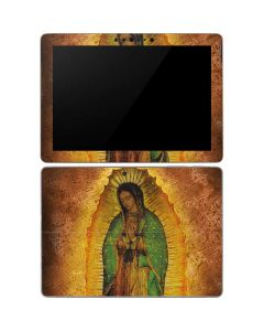 Our Lady of Guadalupe Mosaic Surface Go Skin