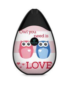 Owl Is All You Need Suorin Drop Vape Skin