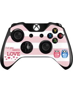 Owl Is All You Need Xbox One Controller Skin