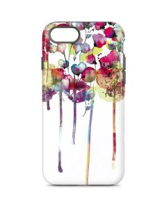 Painted Flowers iPhone 8 Pro Case