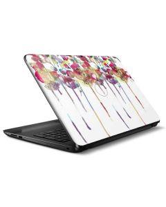 Painted Flowers HP Notebook Skin