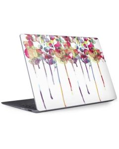 Painted Flowers Surface Laptop 2 Skin