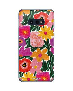 Painterly Garden Galaxy S10e Skin