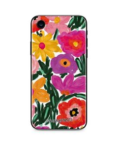 Painterly Garden iPhone XR Skin
