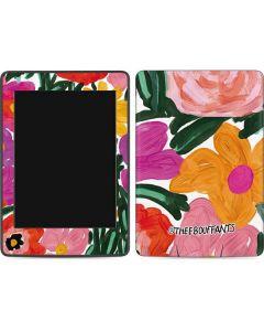 Painterly Garden Amazon Kindle Skin