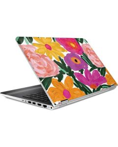 Painterly Garden HP Pavilion Skin