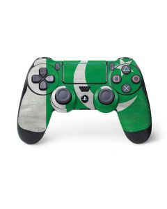 Pakistan Flag Distressed PS4 Pro/Slim Controller Skin