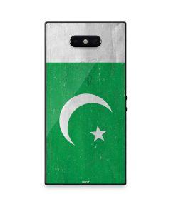 Pakistan Flag Distressed Razer Phone 2 Skin
