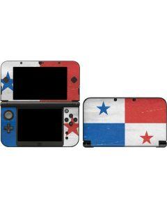 Panama Flag Distressed 3DS XL 2015 Skin