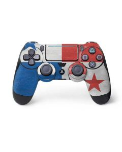 Panama Flag Distressed PS4 Pro/Slim Controller Skin