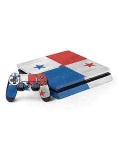Panama Flag Distressed PS4 Slim Bundle Skin
