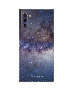 Panorama View of the Center of the Milky Way Galaxy Note 10 Skin