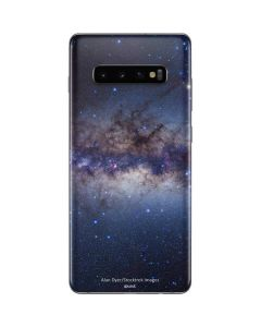 Panorama View of the Center of the Milky Way Galaxy S10 Plus Skin