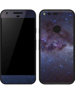 Panorama View of the Center of the Milky Way Google Pixel Skin