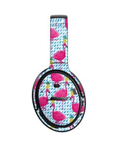 Party Flamingos Bose QuietComfort 35 II Headphones Skin
