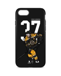 Patrice Bergeron #37 Action Sketch iPhone 7 Pro Case