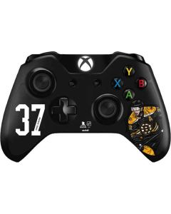 Patrice Bergeron #37 Action Sketch Xbox One Controller Skin