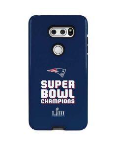 Patriots Super Bowl LIII Champions V30 Pro Case