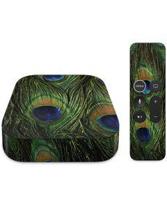 Peacock Apple TV Skin