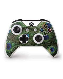 Peacock Xbox One S Controller Skin