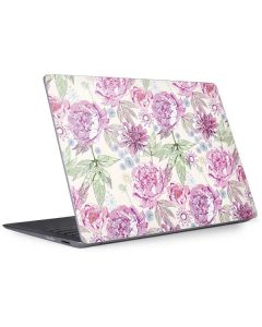 Peony Surface Laptop 2 Skin