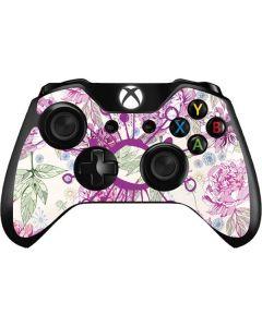 Peony Xbox One Controller Skin
