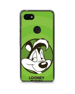 Pepe Le Pew Full Google Pixel 3a Clear Case