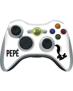 Pepe Le Pew Identity Xbox 360 Wireless Controller Skin