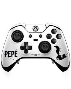 Pepe Le Pew Identity Xbox One Elite Controller Skin