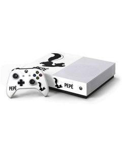 Pepe Le Pew Identity Xbox One S All-Digital Edition Bundle Skin