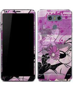 Pepe Le Pew Purple Romance LG G6 Skin