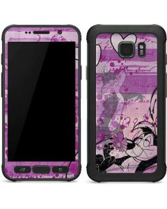 Pepe Le Pew Purple Romance Galaxy S7 Active Skin