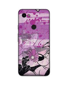 Pepe Le Pew Purple Romance Google Pixel 3a Skin