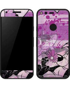 Pepe Le Pew Purple Romance Google Pixel XL Skin