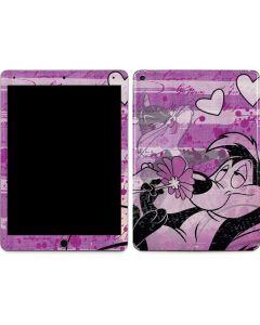 Pepe Le Pew Purple Romance Apple iPad Air Skin