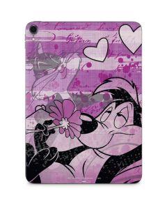 Pepe Le Pew Purple Romance Apple iPad Pro Skin