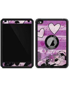 Pepe Le Pew Purple Romance Otterbox Defender iPad Skin