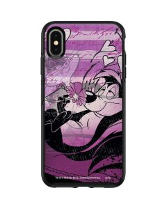Pepe Le Pew Purple Romance Otterbox Symmetry iPhone Skin