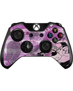 Pepe Le Pew Purple Romance Xbox One Controller Skin